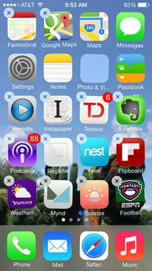 home screen icon design 7 iphone home screen icons images iphone 6 ios 7 home