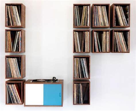 platen opbergen je kunt oude elpees aan de muur hangen als decoratie of