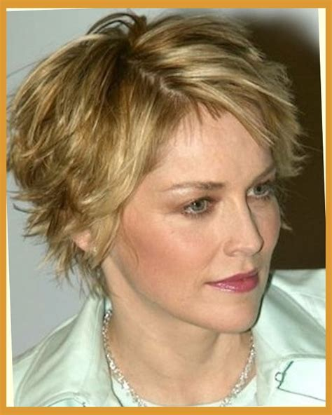 layered short hairstyles for older women short hairstyles for older women short layered