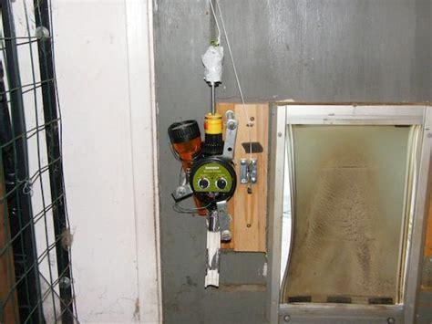 porte automatique pour chien chien porte ouverture automatique tubefr