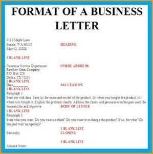 Business letter format with letterhead format of a business letter jpg