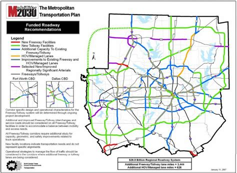 texas tollways map dallas tollway map dallas toll roads map texas usa