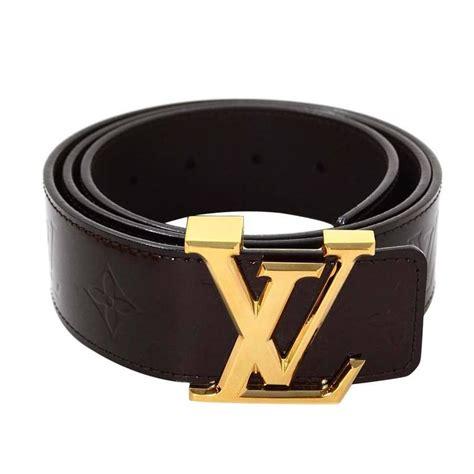 Jual Belt Lv Louis Vuitton Taiga Black Buckle Black Pin Bb 525d2a10 1 louis vuitton 40mm vernis amarante and goldtone lv initiales belt sz 90 at 1stdibs