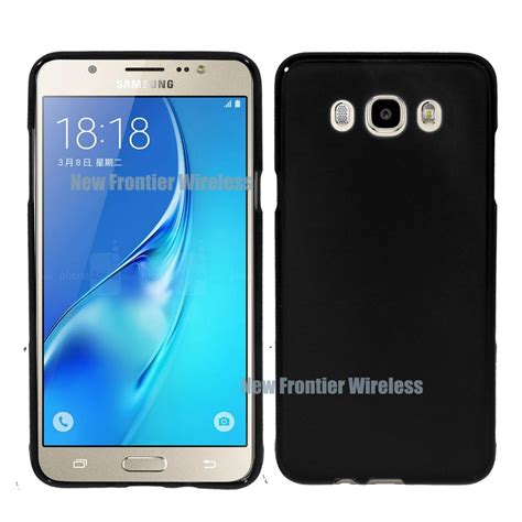 Samsung Galaxy J710 J7 2016 Anti Casing Cover Soft Bumper For Samsung J7 2016 Sm J710 Silicone Tpu Drop Proof Soft
