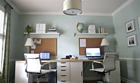 homeoffice design f 252 r zwei personen teilen sie ihren - Home Office Design Für Zwei Personen