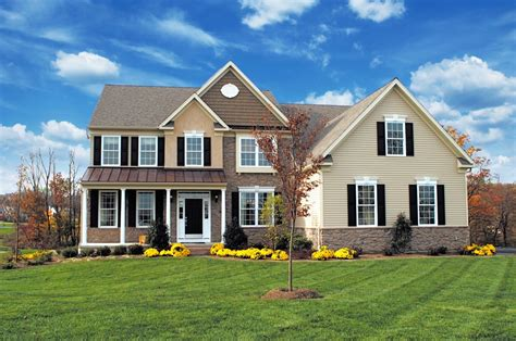 home outside exterior finishes royal homes