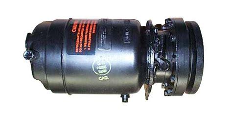 restoration gm compressors original air