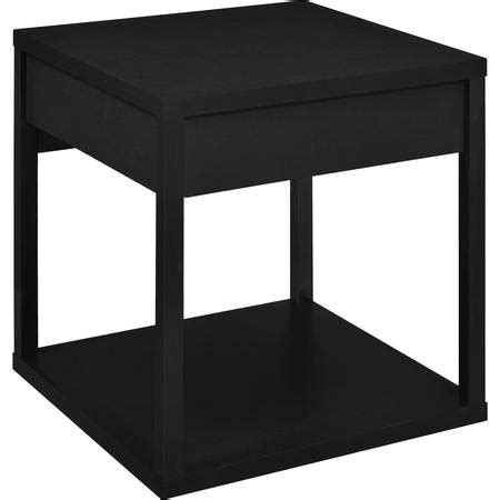 mainstays parsons end table with drawer mainstays parsons end table with drawer colors