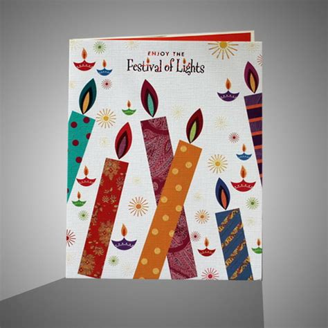 Greeting Cards Handmade Ideas - diwali greeting card ideas family net