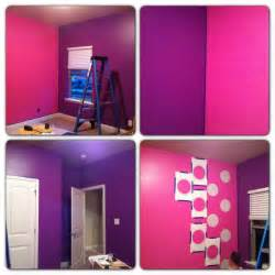 minnie mouse room my asked for a purple minnie mouse room and