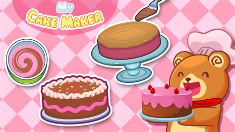 Cake Maker by My Cake Maker Food For Iphone And Android