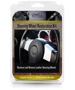 Steering Wheel Repair Kit Leather Steering Wheel Restoration Repair Kit Dye