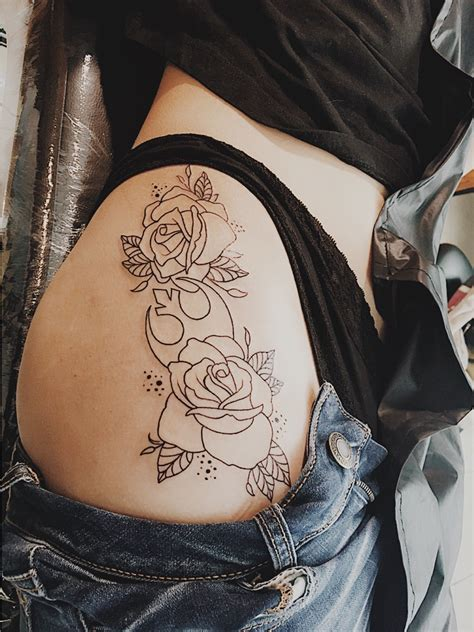 tattoos of roses and stars wars rebel alliance roses flowers may
