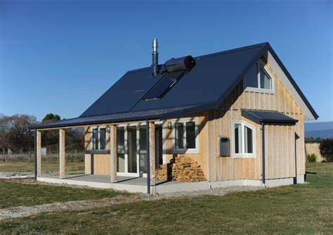 compact homes passive solar design