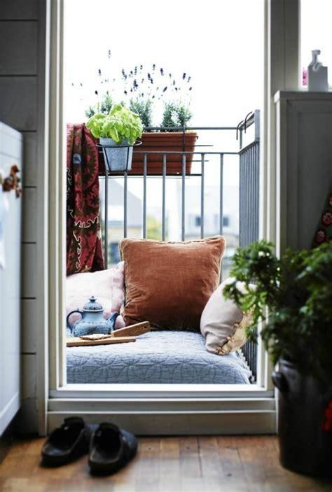 kleinen balkon gestalten laden sie den sommer zu sich ein