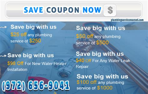 U Save Plumbing by Plumbing Flower Mound Repair All Kinds Of Plumbing Systems