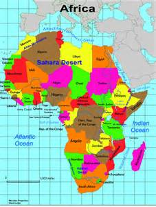 africa and south america map africa reference map leiferdj