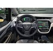 Opel Ampera E 2016 Sitzprobe  Bilder Autobildde