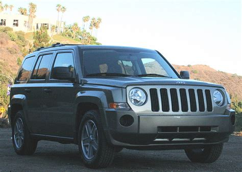 patriot jeep black 2007 jeep patriot sport 4x2 jeep colors