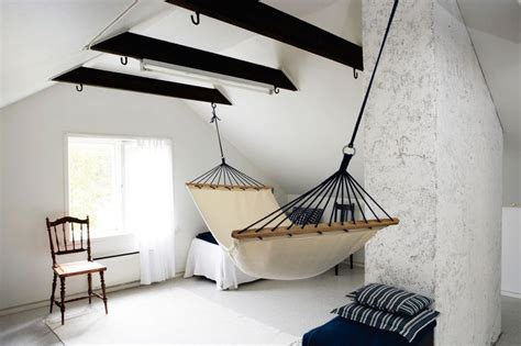 bedroom hammocks 18 indoor hammocks to take a relaxing snooze in any time