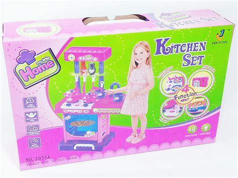 Kompor Koper jual my home kitchen set koper happy toys