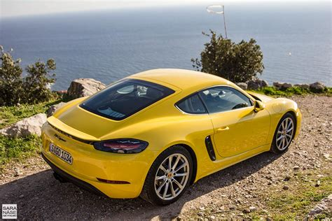 porsche cayman yellow drive porsche 718 cayman racing yellow in south
