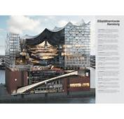 Elbphilharmonie Cross Section &169 Herzog &amp De Meuron / Bloomimages