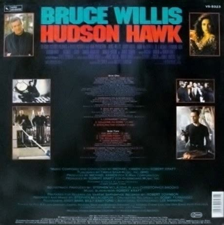 swinging on a star bruce willis film music site nederlands hudson hawk soundtrack