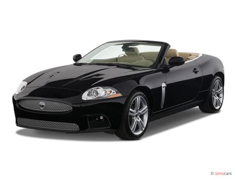 image 2007 jaguar xk 2 door convertible xkr angular front