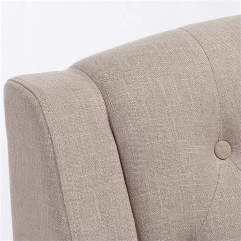 beige chair and ottoman trent home rodrigo club chair and ottoman in beige 327712cy