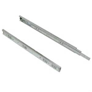 Drawer Glides Steel Rack Drawer Glides Pair