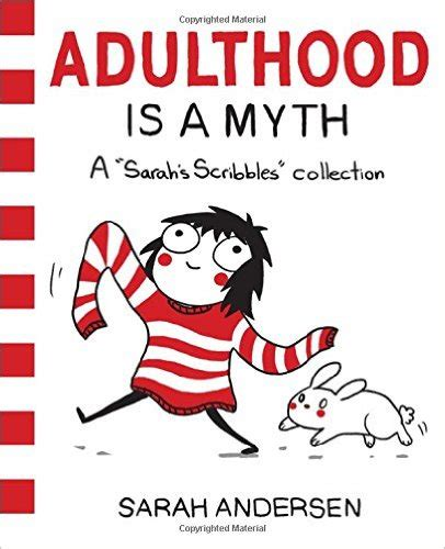 book review adulthood is a myth a sarah s scribbles
