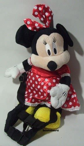 Baju Anak Branded Hello Disney Minnie Mouse www bebekidsworld minnie mouse harness buddy