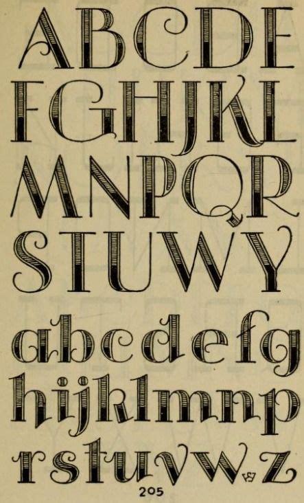 Vintage Lettering Fonts Best 25 Lettering Fonts Ideas On
