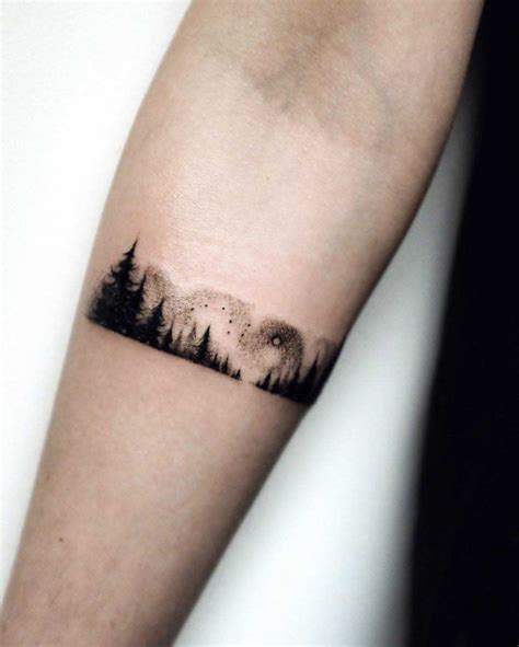 wood tattoo small woods best ideas gallery