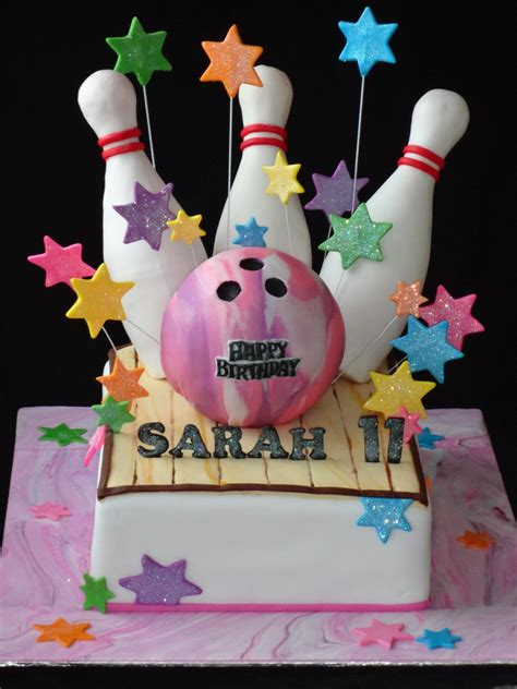 Bowling  Ee  Birthday Ee   Cake Cakecentral M