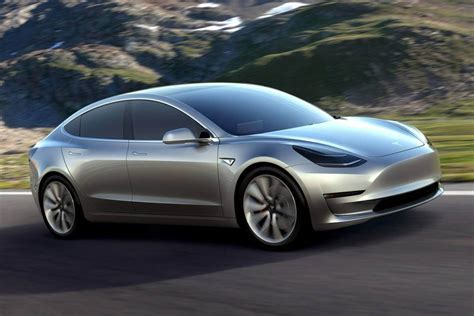 Electric Car Tesla Sapvoice Has The Tesla Model 3 Really Made Electric Cars