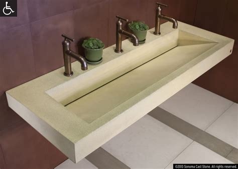 Sink Drain Slope by 103 Best Concrete Sinks R Sinks Images On