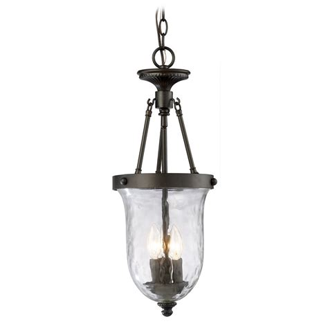 Glass Mini Pendant Lights Mini Pendant Light With Clear Water Glass 66310 3 Destination Lighting