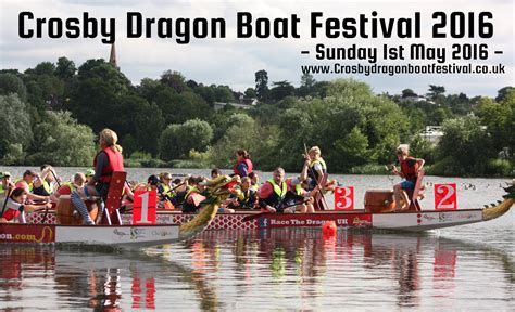 dragon boat racing liverpool crosby dragonboat festival