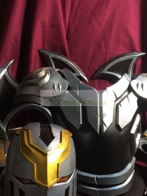 custom cheap league  legends lol zed full armour cosplay