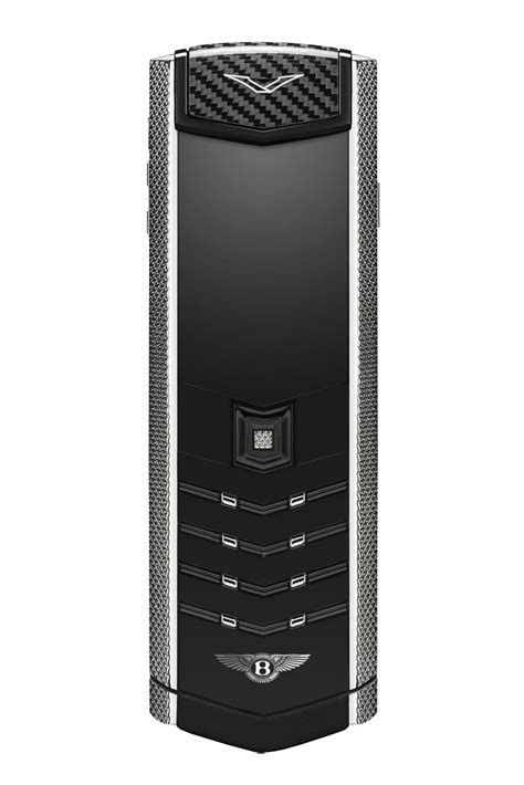 vertu bentley vertu releases new bentley mobile phone