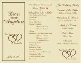 Wedding Program Fan Template 7 Best Images Of Rustic Wedding Ceremony Program Template Free Printable Diy Printable Wedding