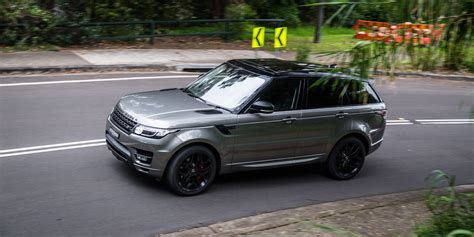 range rover 2017 2017 range rover sport sdv8 hse dynamic review caradvice