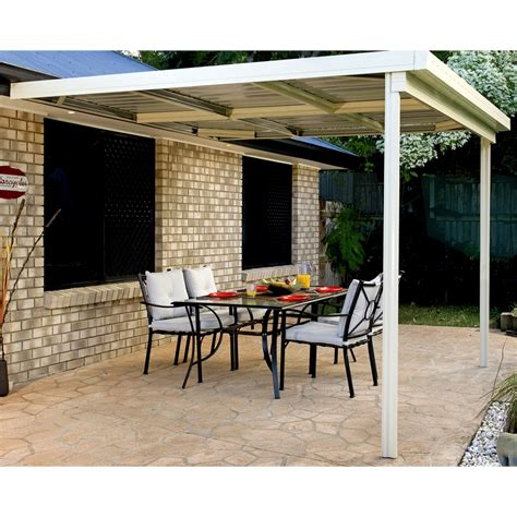 Awning Bunnings by Awning Absco 3x3x3m W50 Cb Cbawn33 Bunnings Warehouse