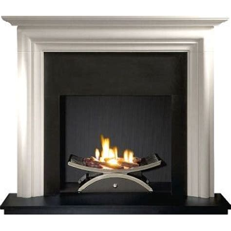 Fireplace Baskets by Free Delivery Gallery Modena Limestone Fireplace