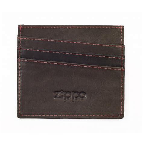 zippo holder zippo credit card holder