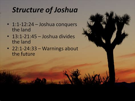 themes of book of joshua contemplatives in the world lecture five joshua and conquest