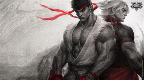 imagenes full hd tekken wallpaper ryu ken street fighter v games 4513