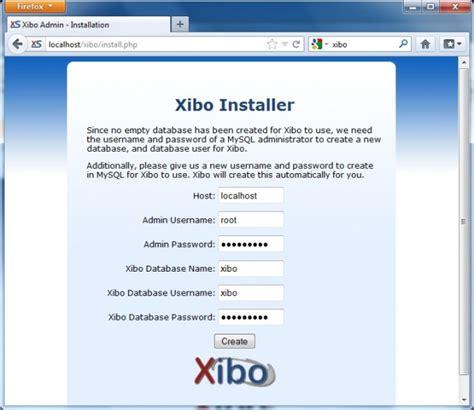 Tutoriel Xibo Linux | comment installer xibo la r 233 ponse est sur admicile fr
